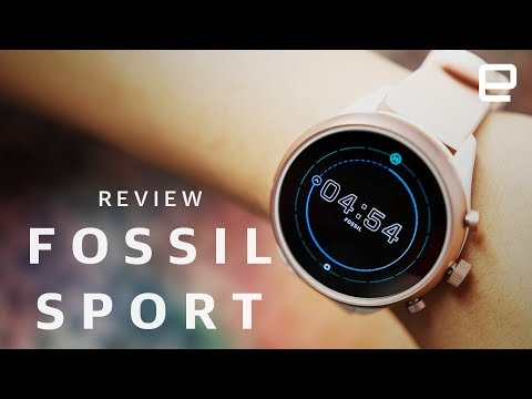 Fossil Sport review: Cute, but not a major performance upgrade