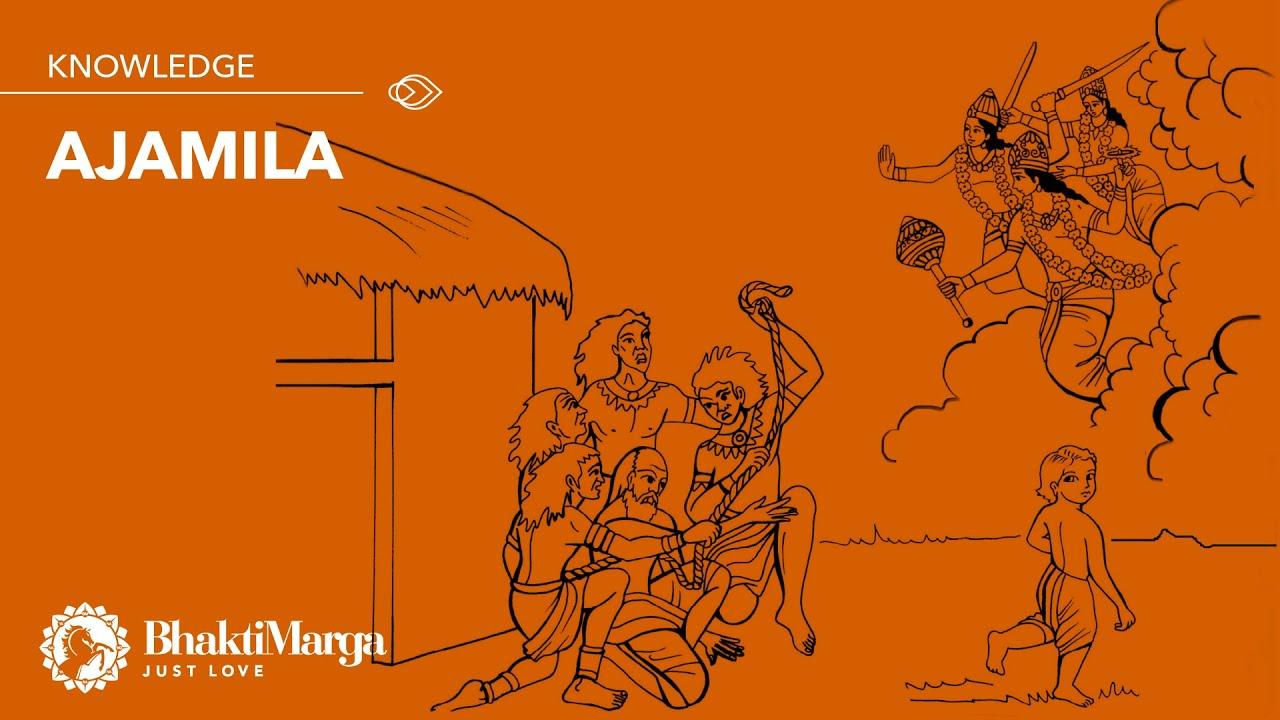 'Ajamila' lecture by Mayuran | Srimad Bhagavatam