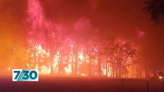 Climate change re-emerges as a political battleground | 7.30