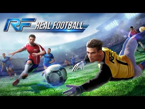 Real Football (by Gameloft) - Android Gameplay HD