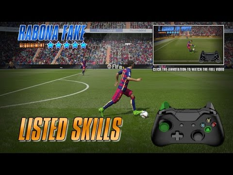 Fifa 17 / Fifa 16 Skills Tutorial [Xbox 360, Xbox One, PC]