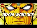 Who Is Marvel's Adam Warlock? Genetically Engineered Cosmic-Level Being!