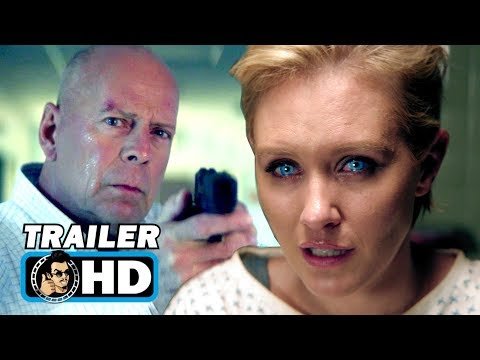 TRAUMA CENTER Exclusive Trailer (2019) Bruce Willis, Nicky Whelan