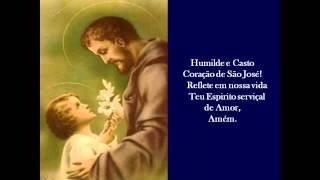 Cântico - Oração (a São José)