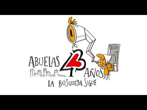 Aniversario Abuelas 43 años, Programa especial por la TV Pública