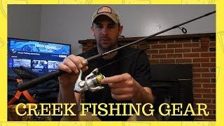 My Small Creek Fishing Tackle