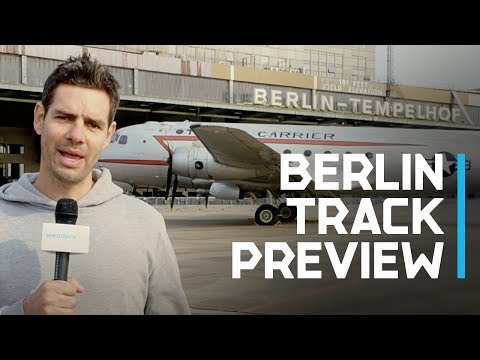 Marc Priestley's Formula E Berlin Track Preview | voestalpine European Races