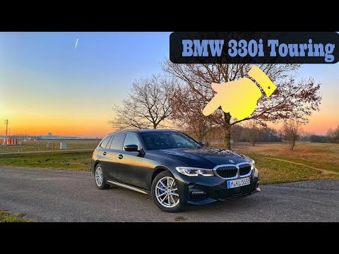BMW 330i Touring *G21* | M Package - Test - Review - POV Drive