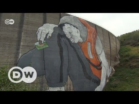 Street Art in XXL   Euromaxx