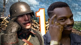 THE SMARTEST PLAYS IN BATTLEFIELD 1 (BF1 9000 IQ PLAYS)