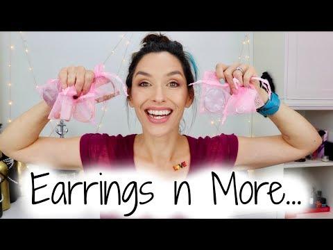 EARRINGS N MORE Review + GIVEAWAY