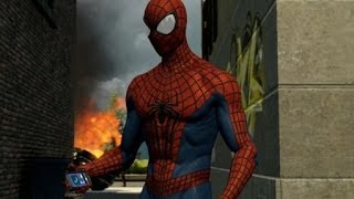 The Amazing Spider-Man 2 (PS4) Walkthrough Part 2 - Live By The Sword...