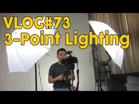 Lighting for your vlog (Photo portrait studio by Limostudio Review)
