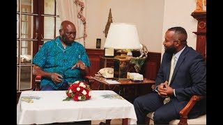 Joho meets Moi in Kabarak - VIDEO
