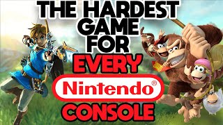 The Hardest Game For Every Nintendo Console