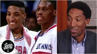 Scottie Pippen says first NBA All-Star weekend ruined him for rest of that season   The Jump