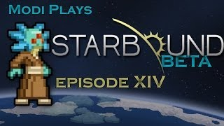 Planet of the Humans (Starbound | Part 14)
