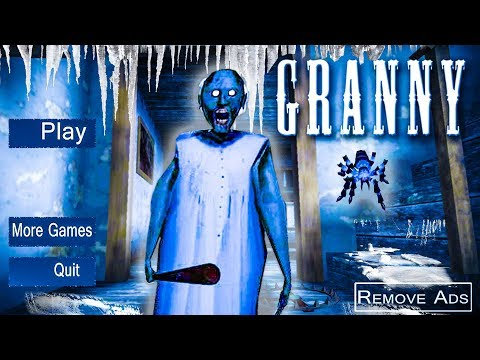 FREEZE GRANNY! GRANNY HORROR GAME *NEW FREEZE GRANNY 1.7 UPDATE* ❄️FROZEN GRANNY HORROR GAME (видео)