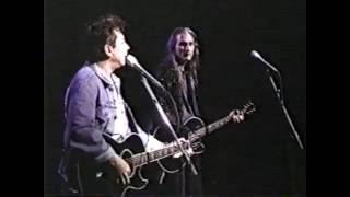 Jimmie Dale Gilmore & Joe Ely -- Tecumseh Valley (Live 1997)