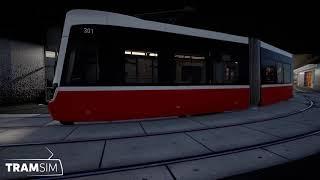 VideoImage1 TramSim