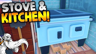 """ECO Multiplayer Gameplay - """"STOVE AND KITCHEN TIME!!!"""" Walkthrough Let"""