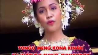 Lagu Daerah Banggai Kepulauan - 02   Kalu Ku Tobuka Kene