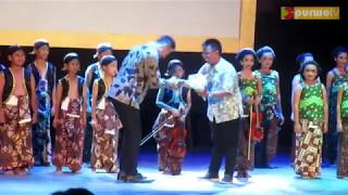 Penobatan Dimas Diajeng Cilik Sleman 2017