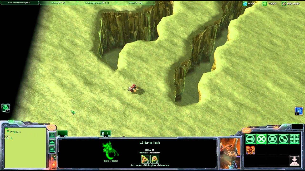 See Starcraft II's Update In Action