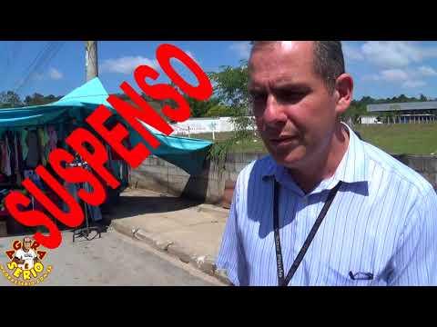 Fiscal da Prefeitura diz que Barraca da Cris Feirante está Suspensa por tempo indeterminado