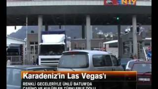 Gambar cover Gürcistan'a pasaportsuz geçiş Batum'u kumar merkezi yaptı.
