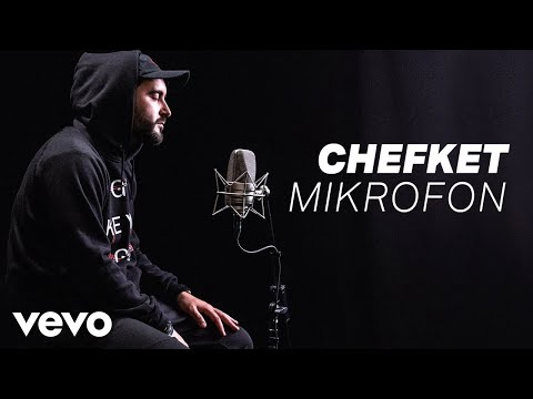 Chefket - Mikrofon (Live) | Vevo Official Performance