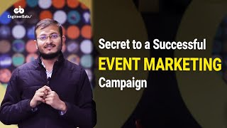 Event Marketing And Promotion | Planning To Attract A Mass Audience - EngineerBabu