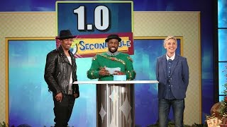 5 Second Rule with Nick Cannon