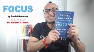 "Book review of ""FOCUS"" by Daniel Goelman Focus"