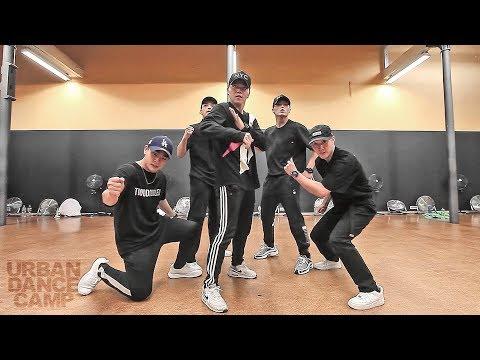 Say My Name - Odesza (Remix) / Just Jerk Crew feat. Gyuhong Choreography / URBAN DANCE CAMP
