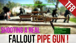 Real Guns Of Fallout: Pipe Guns (ft. Royal Nonesuch)
