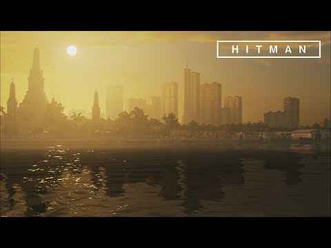 hitman 2 bangkok hatchet