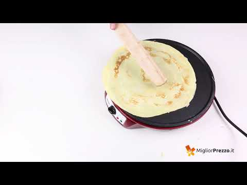 Crepiera Ariete Crepes Maker Party Time Video Recensione