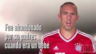 Historias del fútbol - Superación personal | Tévez, Ribery, Cuadrado...
