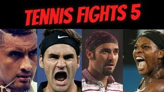 Tennis Fights 5