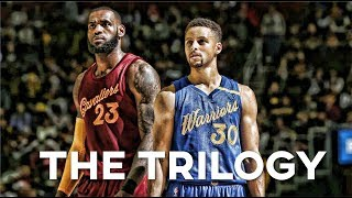 Cavs vs Warriors Trilogy - Full Movie