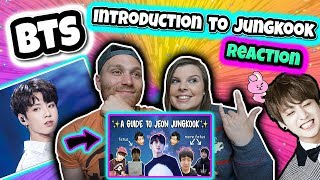 An Introduction To BTS: Jungkook Version Reaction
