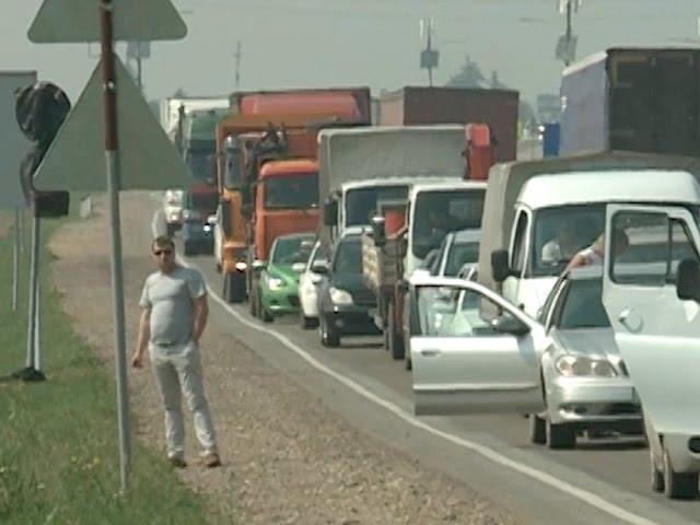 Автомобильные пробки и их последствия