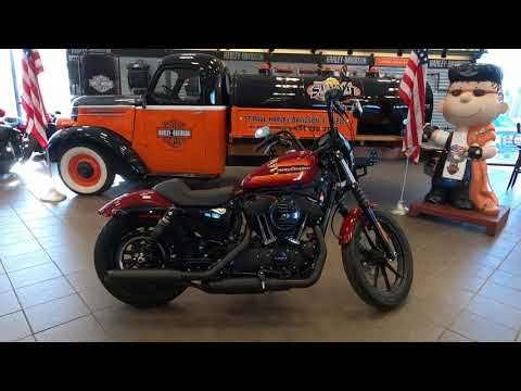 2021 Harley-Davidson Iron 1200 XL1200NS