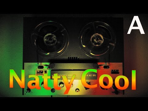 Natty Cool – Rare Roots Reggae reel-to-reel Tape – Side A