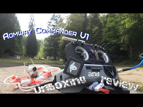 Aomway Commander V1 - my first \