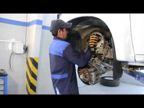 Instalación Suspension Ironman 4x4 Chevrolet Dmax 2012 On-