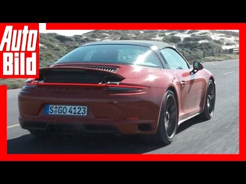 Fahrbericht Porsche 911 GTS (2017) - Review/Details