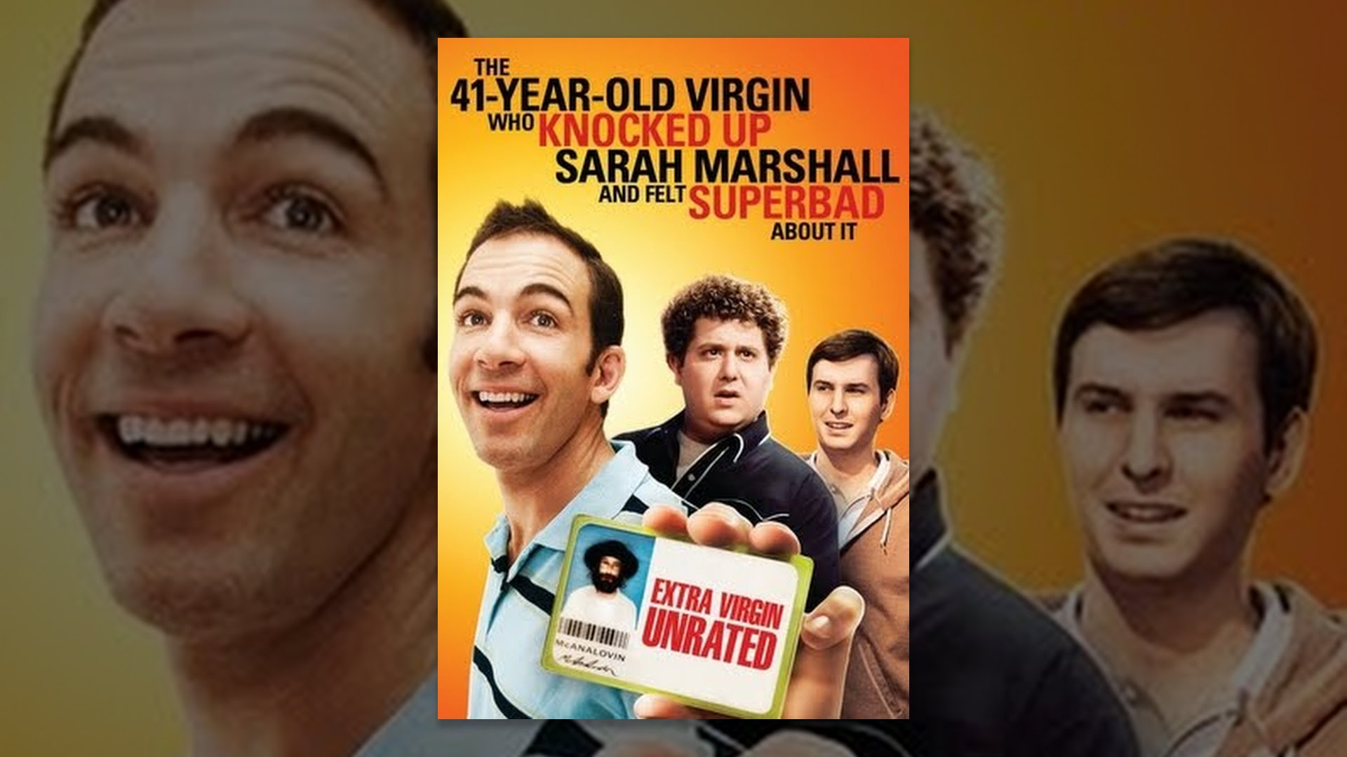 The 41 Year Old Virgin Who Knocked Up...Trailer