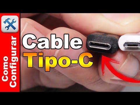 Mejor Cable Usb Tipo C para 2018 - ¿Qué es un conector tipo C?